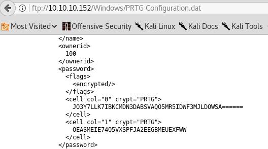 Write-up hackthebox netmon – We learn Security!
